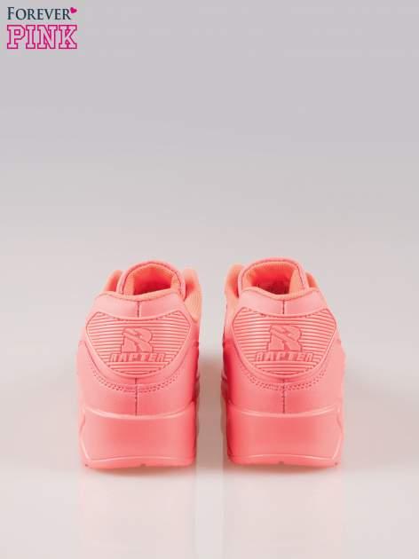 Fuksjowe buty sportowe z poduszką powietrzną w pięcie                                  zdj.                                  3