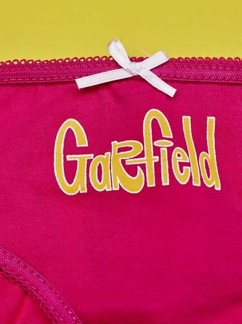 Fuksjowy komplet do spania dla dziewczynki GARFIELD                                  zdj.                                  8