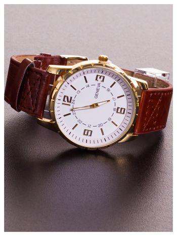 GENEVA Męski zegarek. Świetna prezencja i elegancja gwaratowane!                                  zdj.                                  2