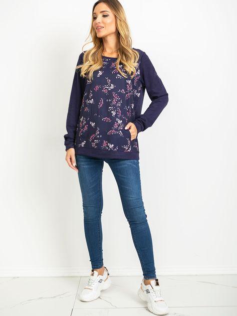 Granatowa bluza Mayfair                              zdj.                              4