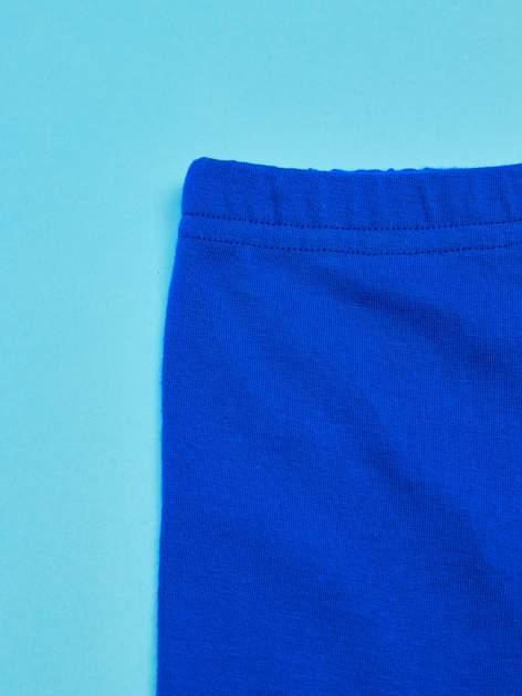 Granatowe legginsy dla dziewczynki HELLO KITTY                                  zdj.                                  3