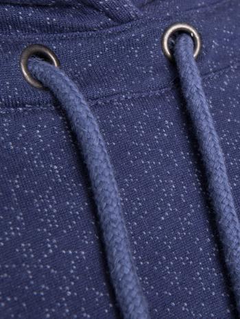 """HipsterCat' Niebieska bluza z nadrukiem kota                                  zdj.                                  8"