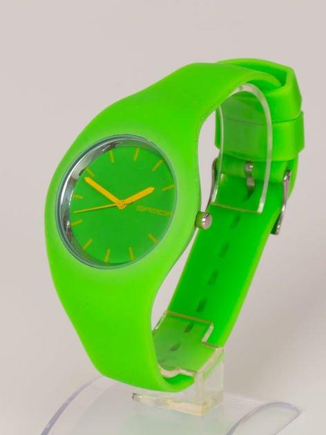 JELLY zielony zegarek damski HIT!