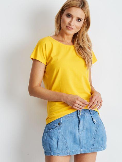 Jasnoniebieska spódnica Misscity                              zdj.                              2