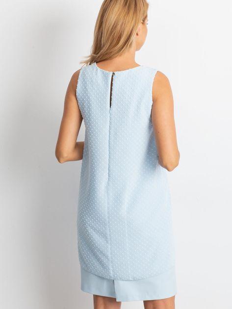 Jasnoniebieska sukienka Suve                              zdj.                              2