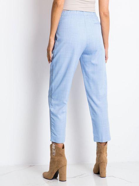 Jasnoniebieskie spodnie Drive                              zdj.                              2