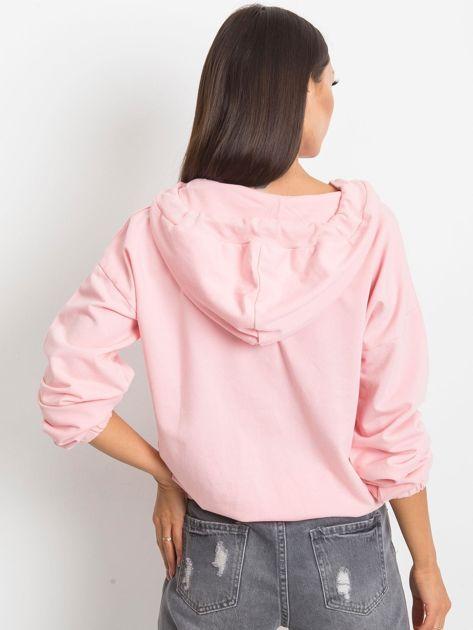 Jasnoróżowa bluza Kimmie                              zdj.                              2