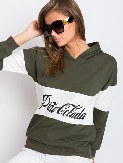 Khaki bluza Pina                              zdj.                              1