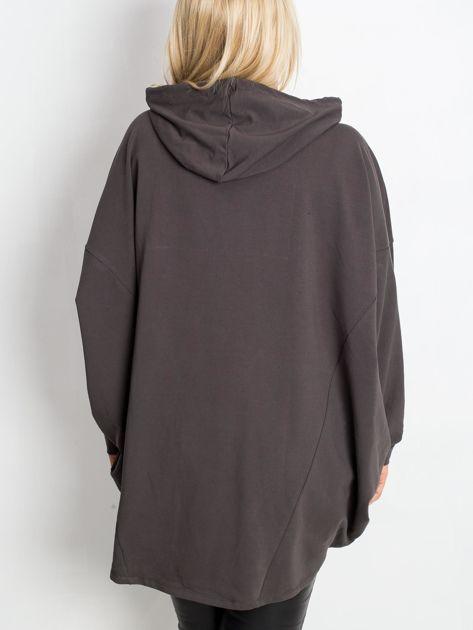 Khaki bluza plus size New                              zdj.                              2