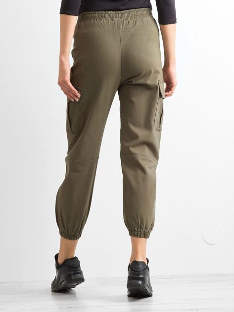 Khaki spodnie Boyhood                              zdj.                              2
