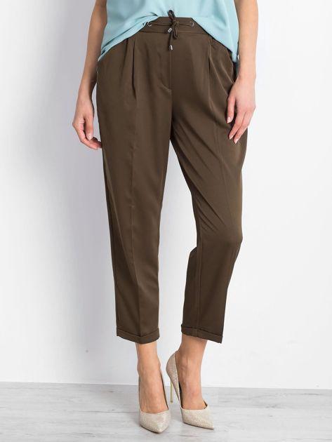 Khaki spodnie Lawsuit                              zdj.                              1