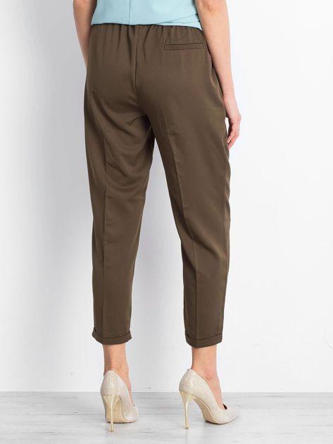 Khaki spodnie Lawsuit                              zdj.                              2