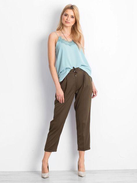 Khaki spodnie Lawsuit                              zdj.                              4