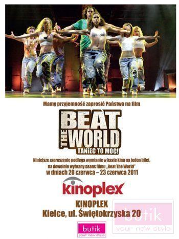 Kielce: Beat The World Taniec to moc!                                  zdj.                                  1