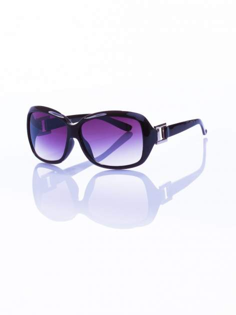 "Klasyczne damskie okulary ""muchy""                                  zdj.                                  1"