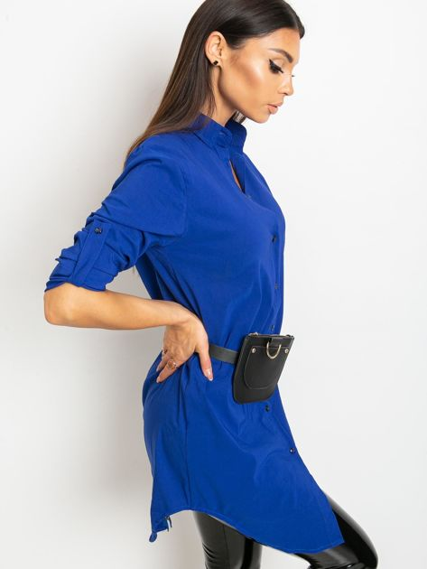 Kobaltowa sukienka Everlasting                              zdj.                              3