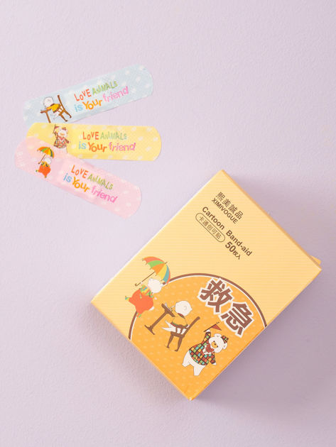 Kolorowe plasterki dla dzieci                              zdj.                              4