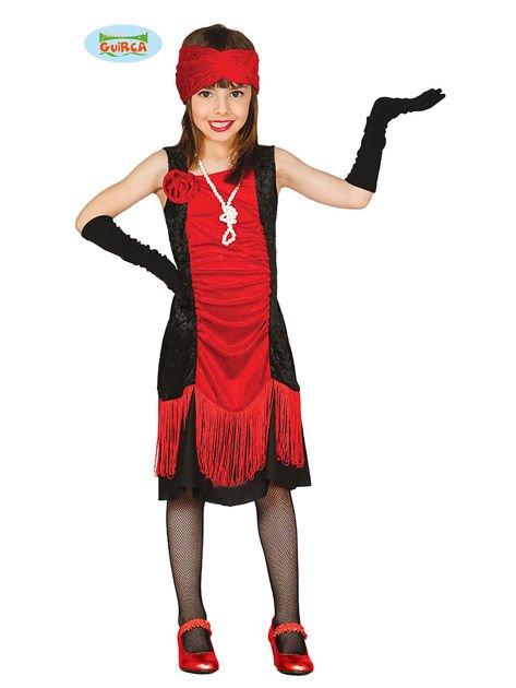 Kostium dla dziewczynki w stylu retro                              zdj.                              1