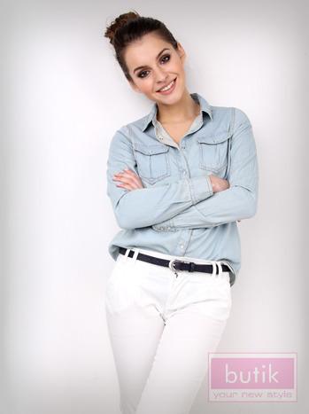 Koszula jeansowa                                   zdj.                                  5