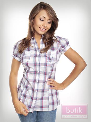 Koszula w kratke                                  zdj.                                  1