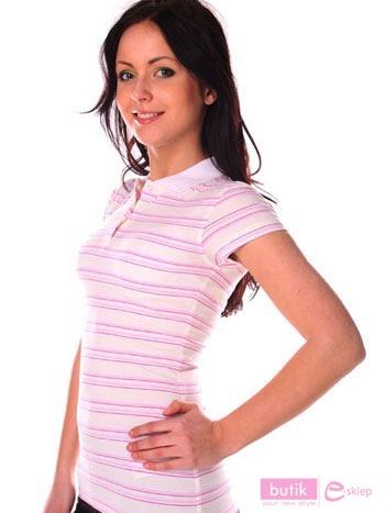 Koszulka w paski                                  zdj.                                  3