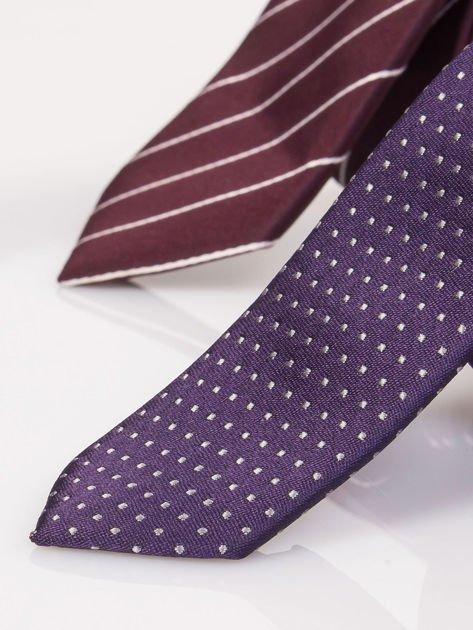Krawat męski we wzory 5-pak wielokolorowy                              zdj.                              11