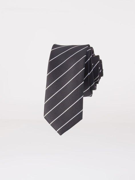 Krawat męski we wzory wielokolorowy                              zdj.                              3