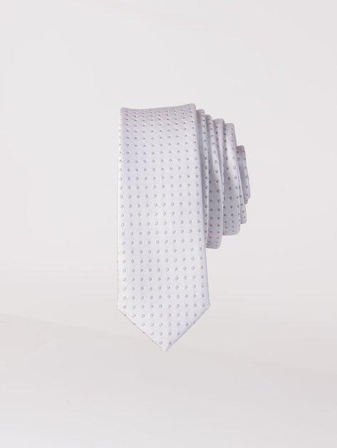 Krawat męski we wzory wielokolorowy                              zdj.                              4