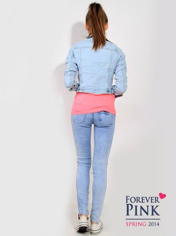 Kurtka jeansowa                                  zdj.                                  2
