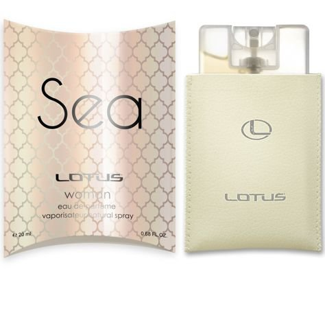 LOTUS 087 Sea WOMAN woda perfumowana 20 ml                               zdj.                              1