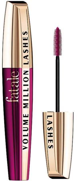 L'Oreal Mascara Volume Million Lashes Fatale 9,4 ml                              zdj.                              1
