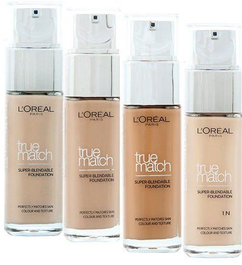 L'Oreal Podkład True Match N4 Nude Beige 30 ml                              zdj.                              3