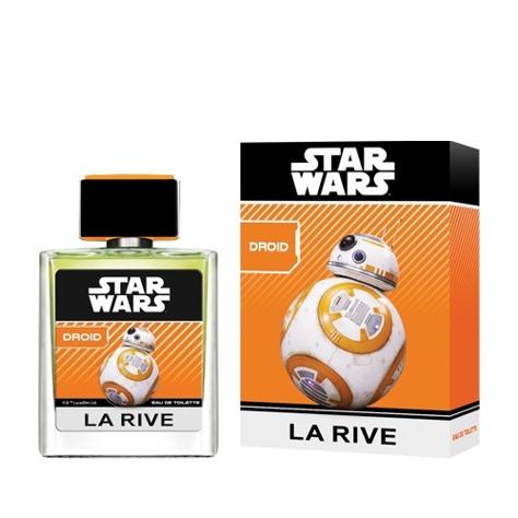 "La Rive Disney Star Wars Woda toaletowa Droid  50ml"""