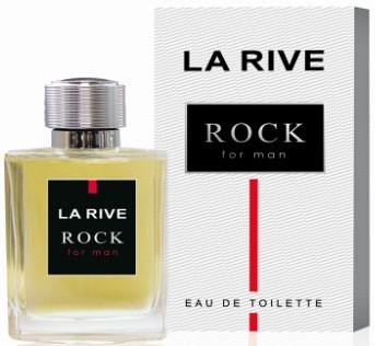 """La Rive for Men ROCK FOR MAN Woda toaletowa 100ml"""""""
