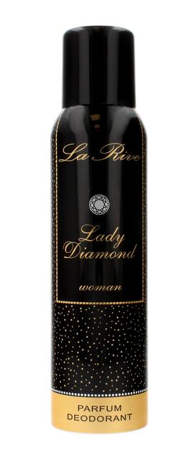 """La Rive for Woman Lady Diamond dezodorant w sprayu 150ml"""""""