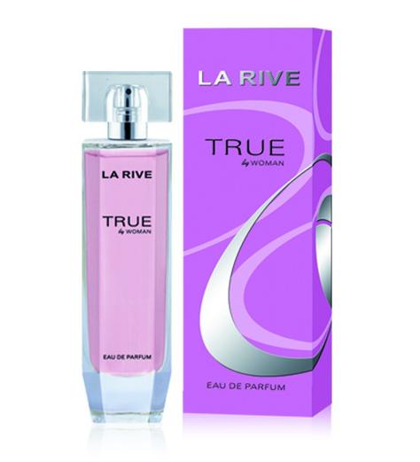 "La Rive for Woman True by Woman Woda perfumowana 90ml ."""