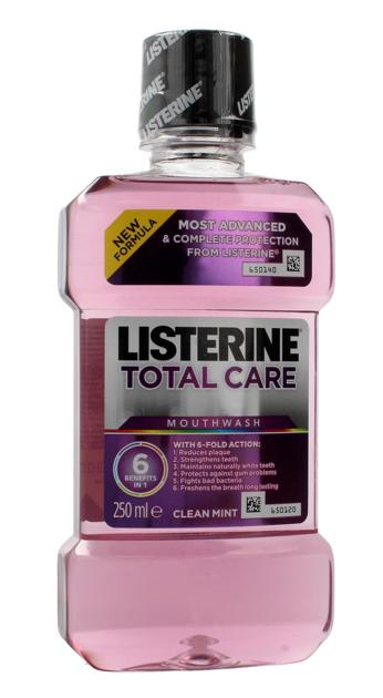 """Listerine Total Care Płyn do płukania jamy ustnej 6w1  250ml"""""""