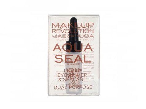 MAKEUP REVOLUTION Baza pod cienie & utrwalacz 2w1 Aqua Seal Liquid Eye Primer & Sealant 6 g                              zdj.                              3