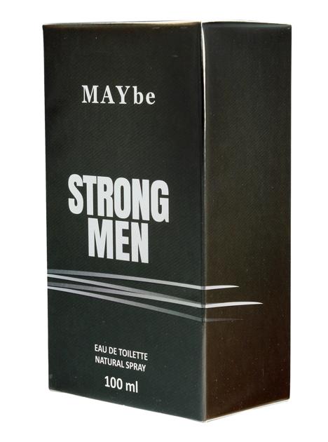 """MAYbe Strong Men for men Woda toaletowa  100ml"""""""