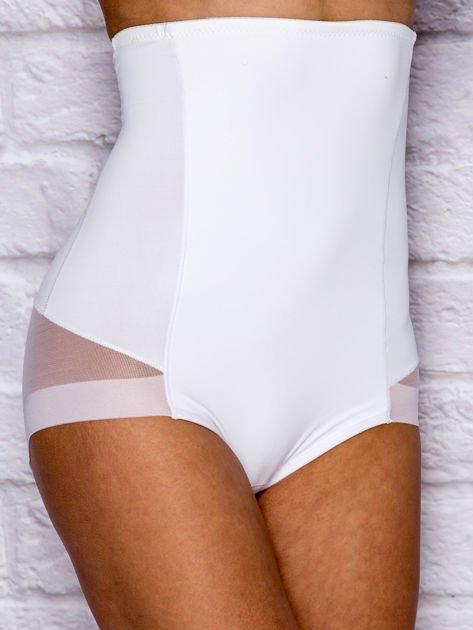 Majtki modelujące białe