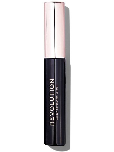 Makeup Revolution Brow Tint Żel peel off do brwi Dark Brown