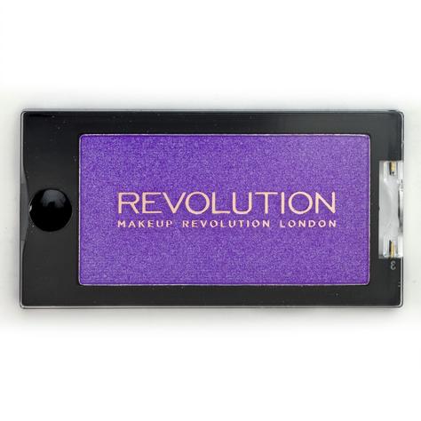 """Makeup Revolution Eyeshadow 1 Cień pojedynczy Purple Heaven  3.3g"""""""