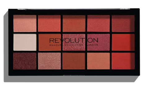 Makeup Revolution Re-Loaded Paleta cieni do powiek Newtrals 2 16,5 g