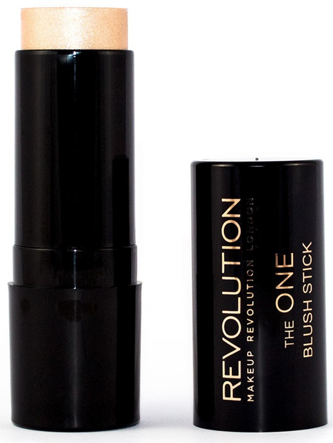 Makeup Revolution The One Highlight Stick Sztyft rozświetlający 12 g