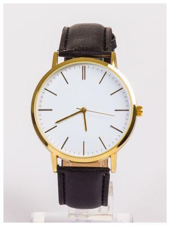 Męski złoty zegarek NEW. Doskonały na każdą okazję.                                  zdj.                                  1