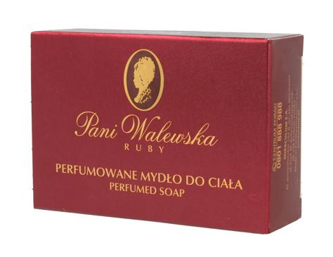 """Miraculum Pani Walewska Ruby Mydło perfumowane w kostce  100g"""""""