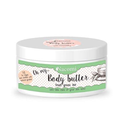 NACOMI Masło do ciała Zielona Herbata, 100 ml                              zdj.                              1