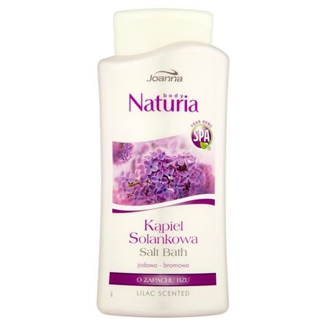 NATURIA Kąpiel solankowa Bez 500 ml                              zdj.                              1