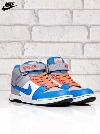 NIKE wielokolorowe sneakersy Mogan Mid 2 JR B sportowe za kostkę