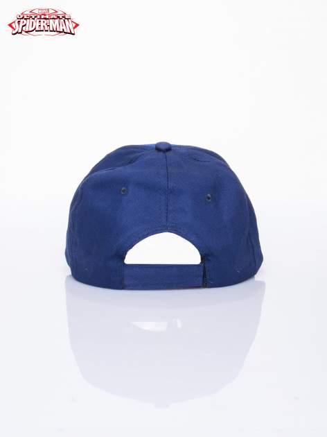 Niebieska chłopięca czapka z daszkiem SPIDERMAN                                  zdj.                                  3